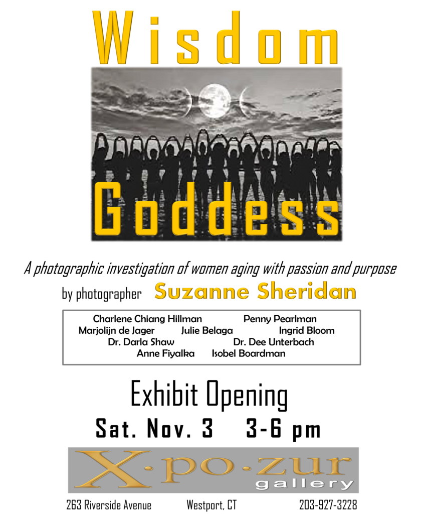THE WISDOM OF WOMEN – A PHOTOGRAPHIC INVESTIGATION opens November 3 2018